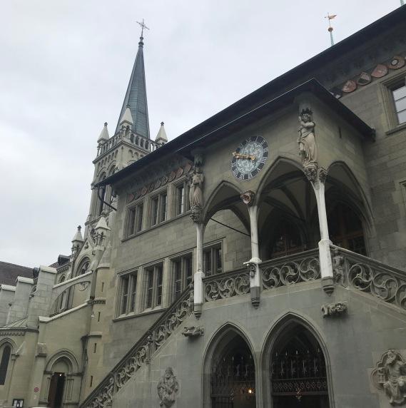 Bern_Archirtecture