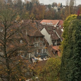 Bern_Rofftops of Bern