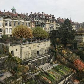 Bern_Terraced backyards