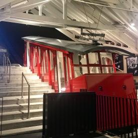 The Bürgenstock funicular